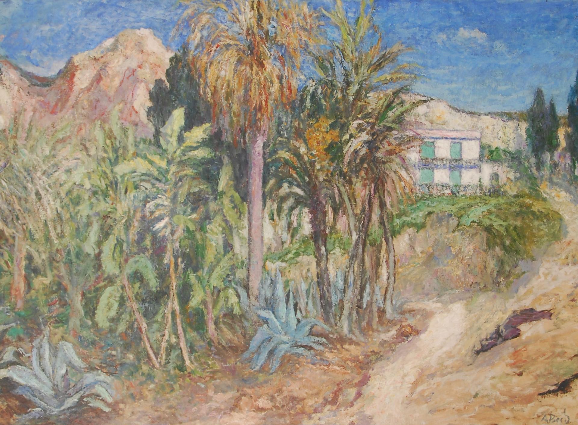 Domaine à Menton (1909-1910)