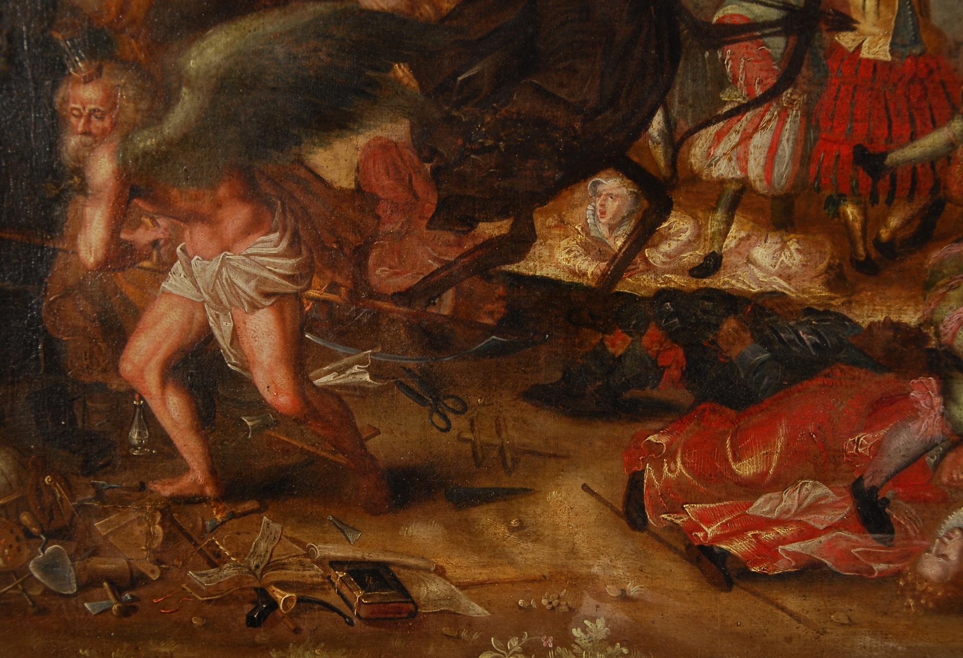 Le combat des hommes et des animaux contre le temps et la mort
